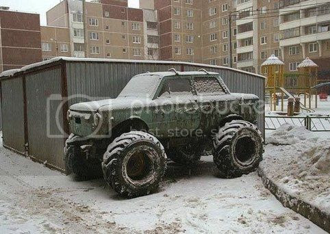 Lada Big Foot