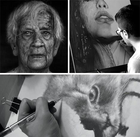 Hyper-Realistic-Art-Montage