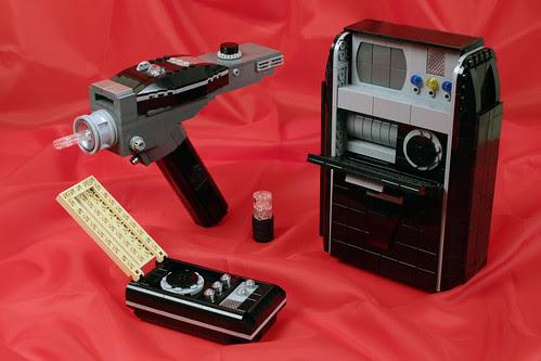 LEGO Star Trek TOS Collection
