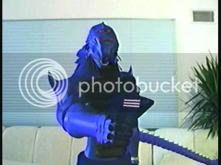 intergalactic cop