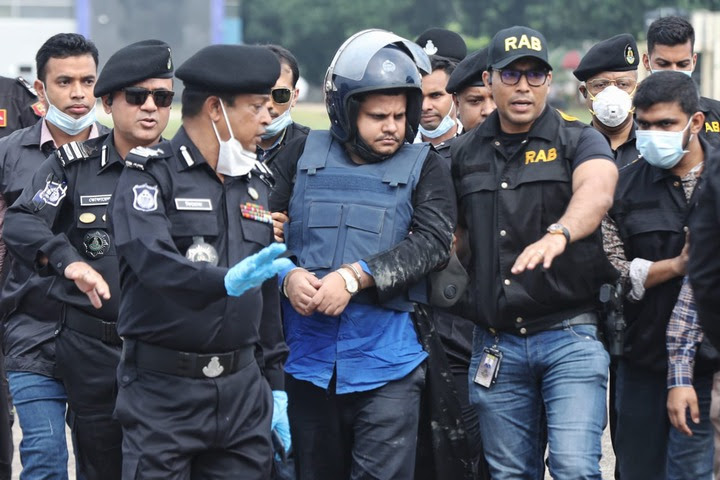 Bangladesh arrests hospital owner