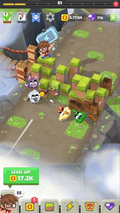 Craft Away! - Idle Mining Game Screenshot