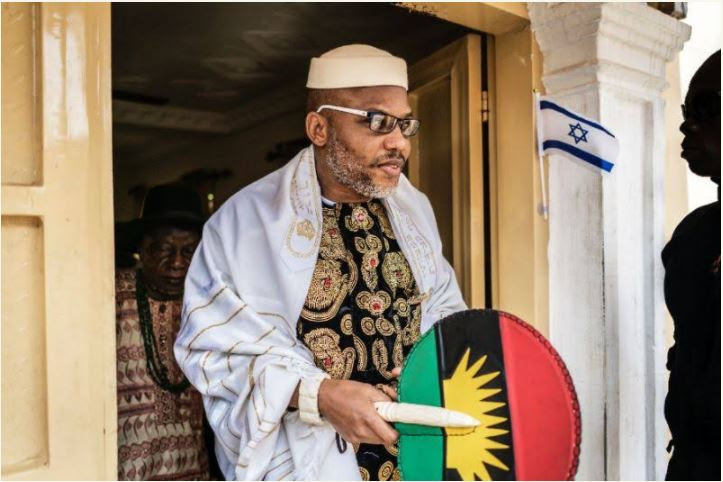 Biafra: What FG Should Do to Nnamdi Kanu, IPOB Members - CCCN