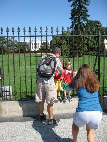 White House family 350  px
