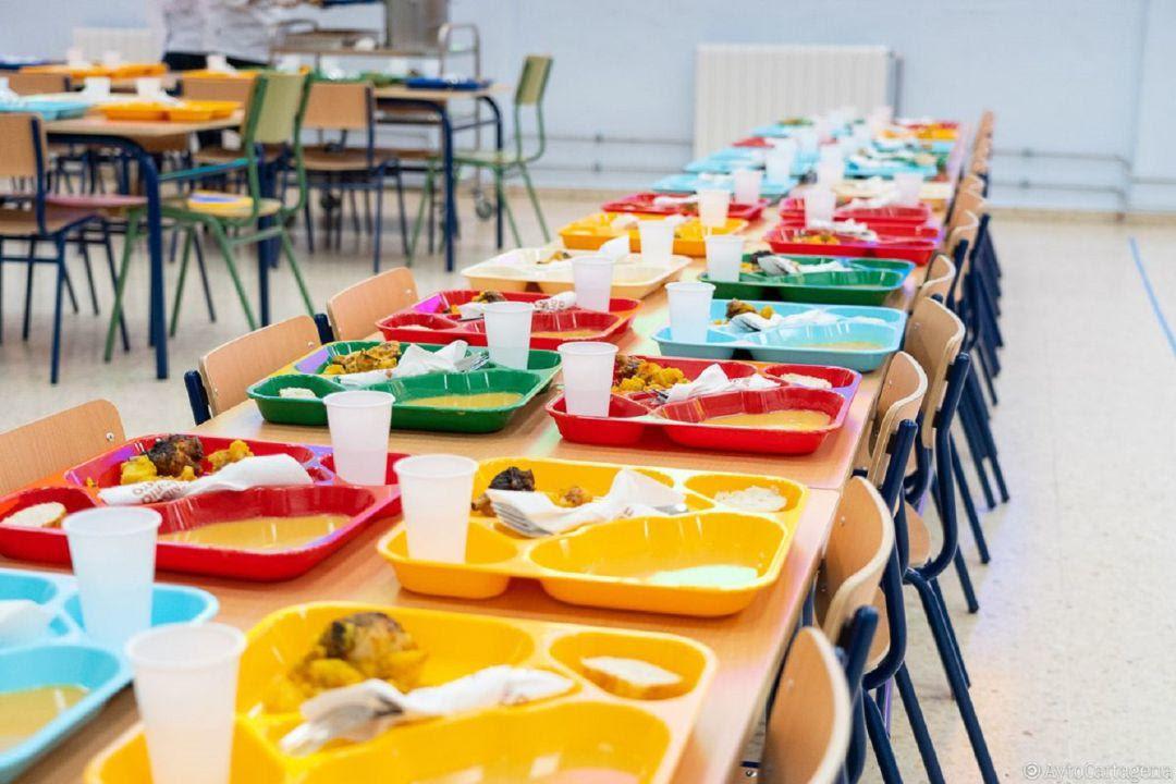 Ajuts individualitzats de menjador. Curs 2020-21 – Col·legi La Immaculada