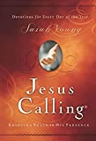Jesus Calling by Sarah Young, devotional, Christian books