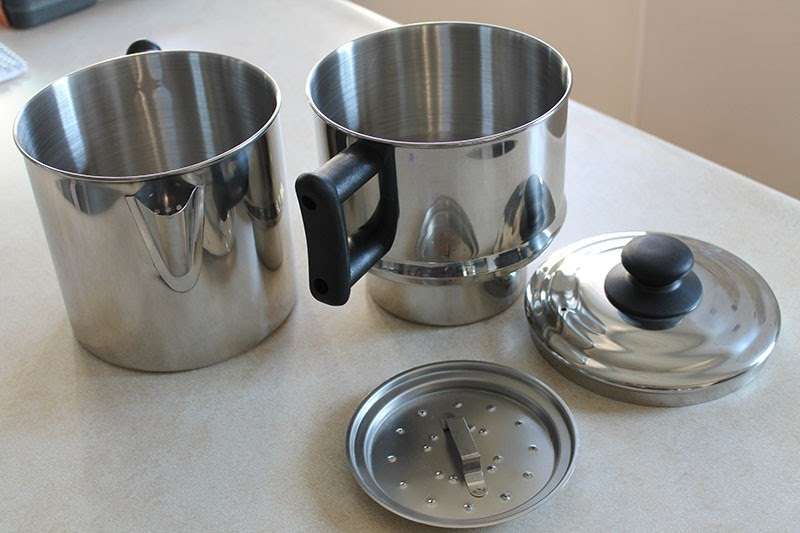 Old Fashioned Drip Coffee Maker - Cooking Utensils - Cooking Equipment - Kitchen & Food Prep
