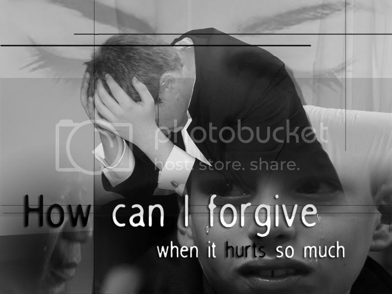 Cult Forgiveness Hurts Crying Vergeving