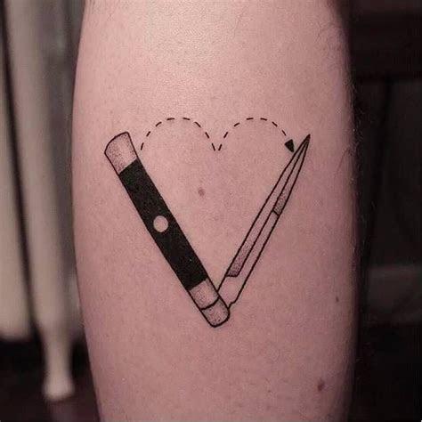 weapon tattoos images pinterest tattoo ideas