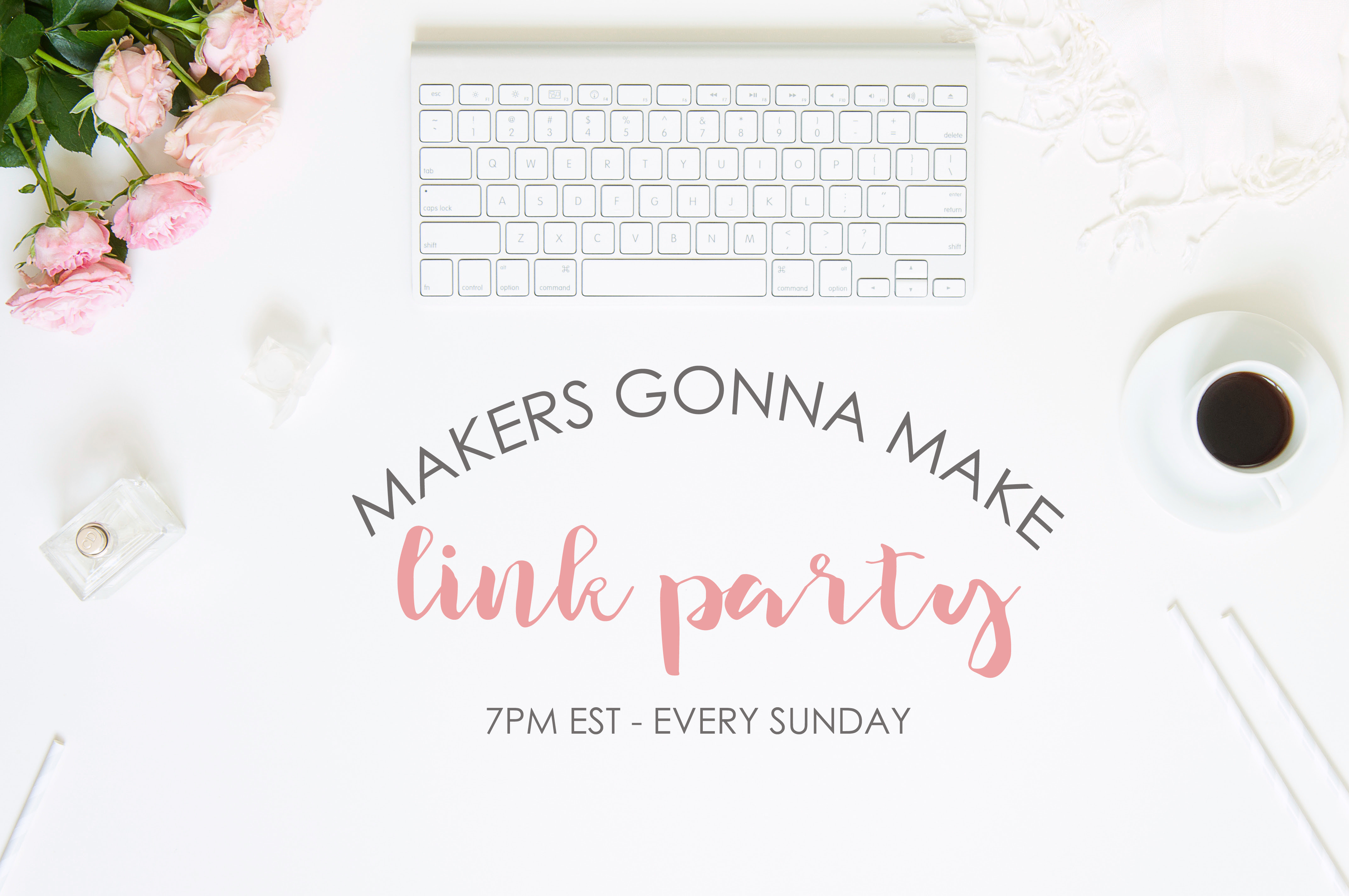 New Link Party! 7pm Sundays!