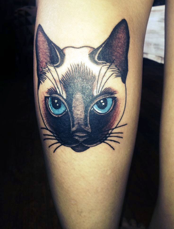 20 Cat Tattoo Ideas For Women · Inspired Luv