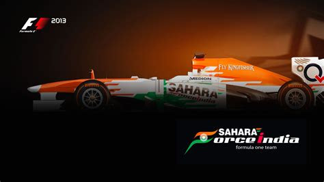 sahara force india  team wallpapers hd wallpapers id