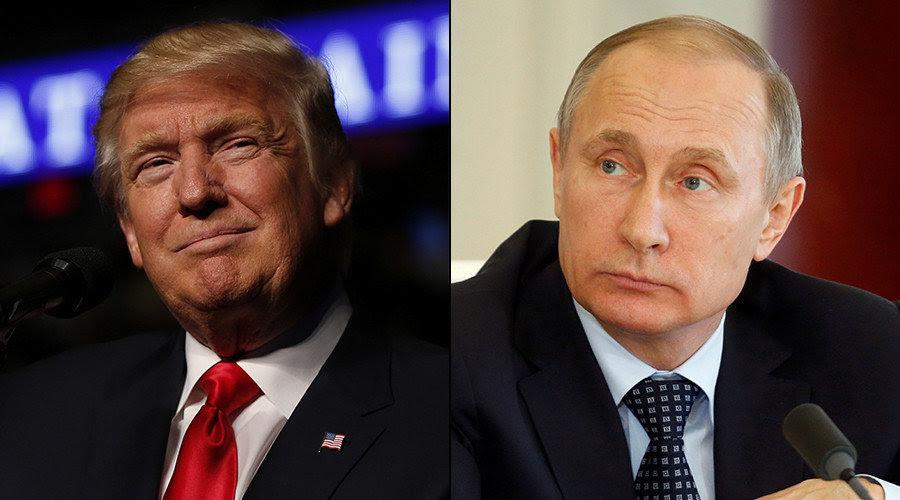 פוטין-טראמפ סאמיט אין וויען