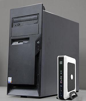 Clientron U700 Thin Client VS Tradition PC