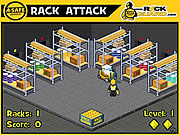 Jogar A-safe rack attack Jogos