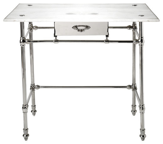 HK Designs Dorchester Dressing Table - traditional - bathroom ...