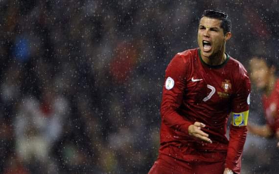 Ronaldo Northern Ireland