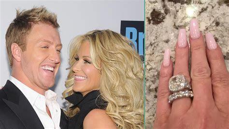 Kim Zolciak Shows Off New Diamond Ring From Husband Kroy