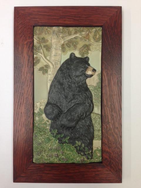 6x12 Bear Pause
