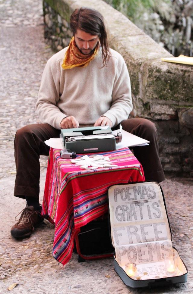 Granada poemas gratuitas