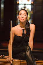 The official dreamy pool player is Jeanette Lee, the Black Widow