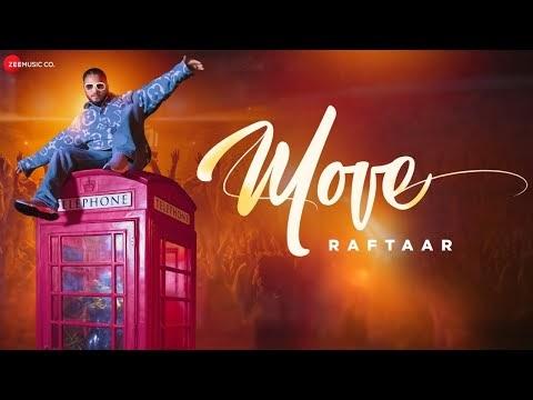 Move Song Lyrics – Raftaar