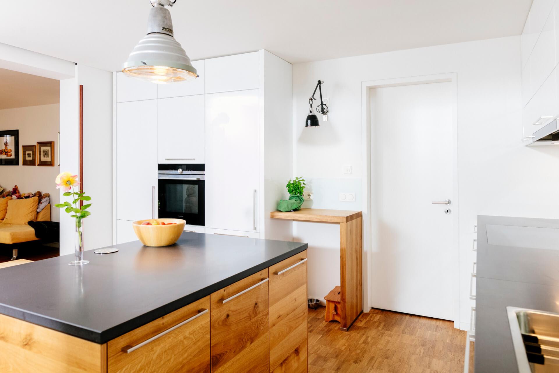 Küche Freistehende Elemente Befestigen Küchenelemente ...