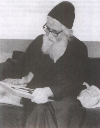 Старец Паисий Святогорец (Эзнепидис)