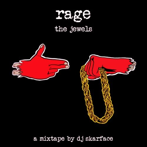 "DJ Skarface – ""Rage The Jewels"" (Rage Against The Machine vs Run The Jewels)"