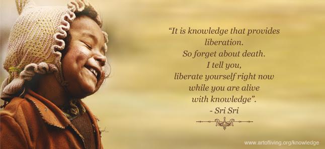 Sri Sri Ravi Shankar Celebrating Life With Silence The Road To