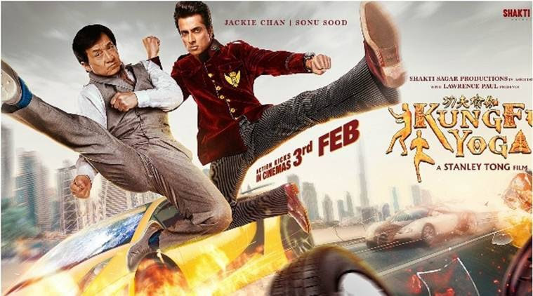 Image result for KUNG FU YOGA REVIEW
