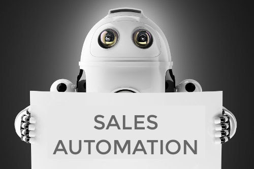 Sales automation for increased revenue