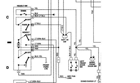 Wiring Diagram For 1994 Dodge Dakota - Wiring Diagram
