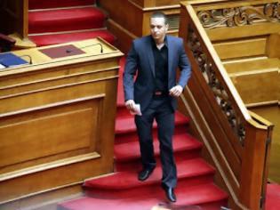 Φωτογραφία για Κασιδιάρης σε Τσίπρα: ... μη σκίσεις κανένα καλσόν