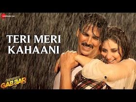Teri Meri Kahaani - Arijit Singh   Gabbar Is Back   Akshay Kumar & Kareena Kapoor   Chirantan Bhatt