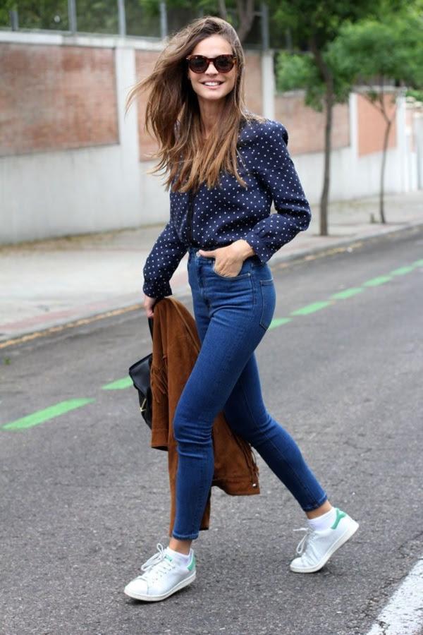 Off shoulder blouse and waistcoat set
