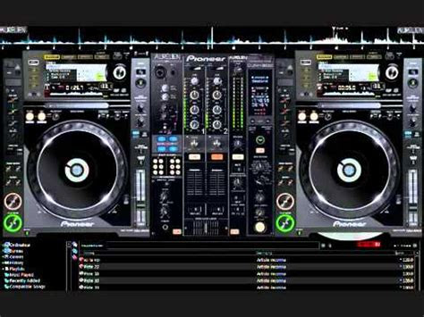 virtual dj pro mix  dj mix software youtube