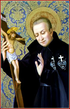SAN PABLO DE LA CRUZ, Confesor