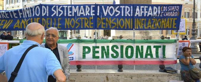 Pensioni, al via i rimborsi ad agosto: 796 euro lordi in più a chi ne prende 1.500