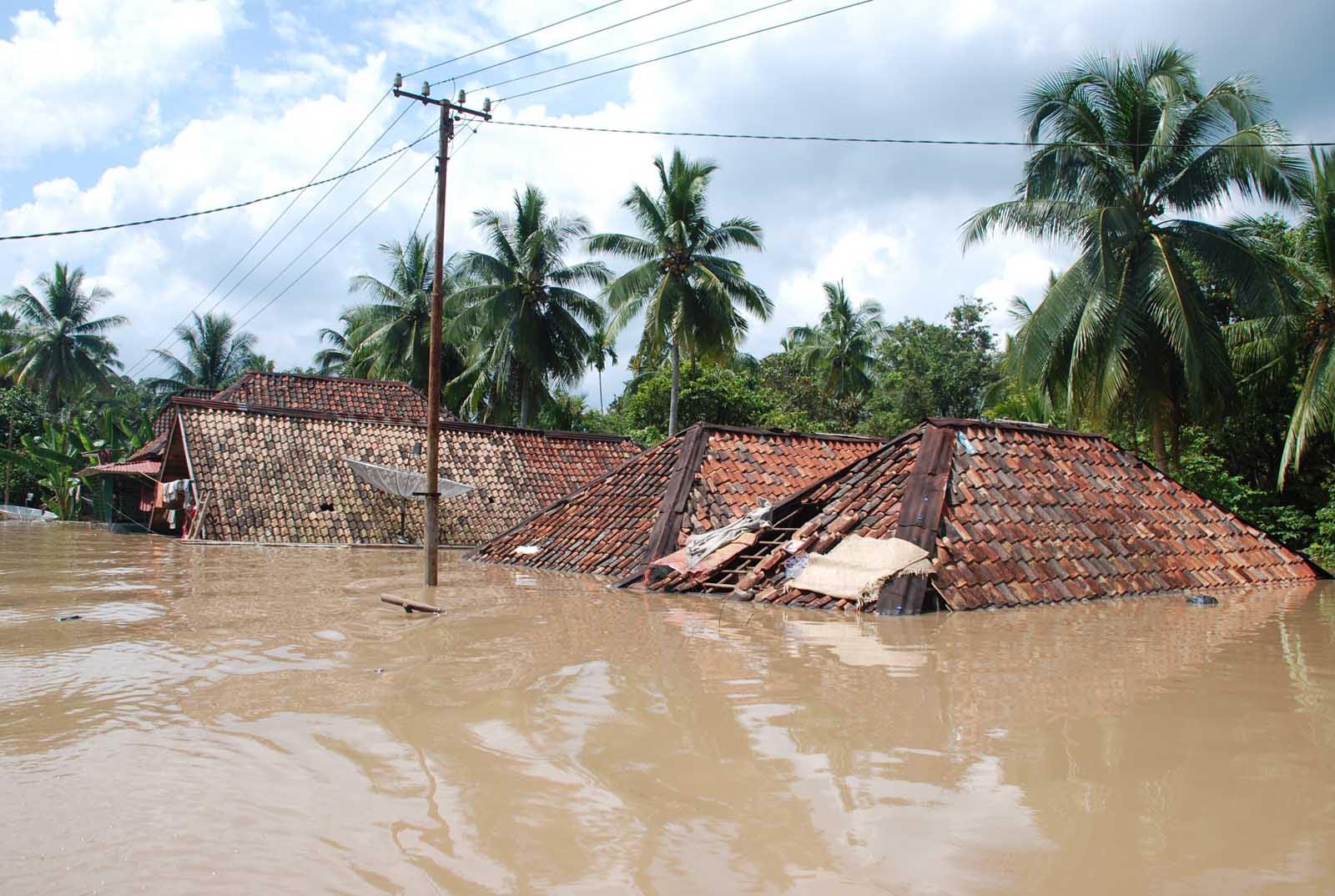 Foto Banjir Jakarta Tahun 2013