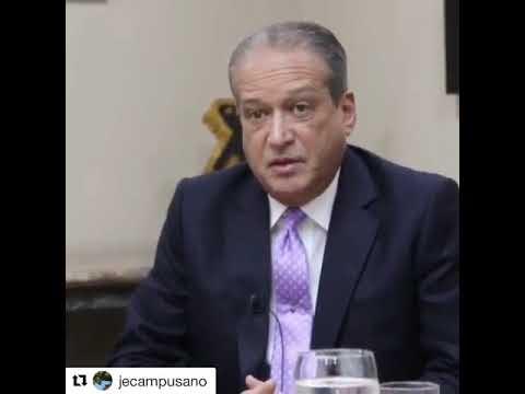 """VIDEO: Reinaldo """"La militancia y la dirigencia del PLD me conoce"""""""