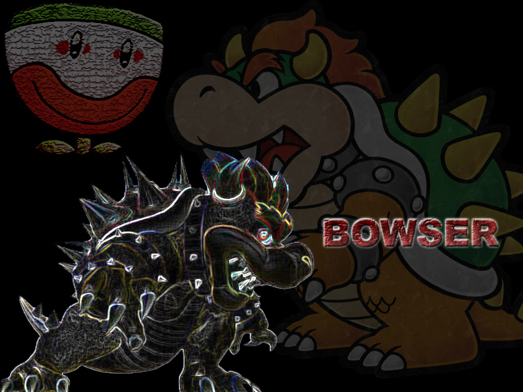 Bowser Wallpaper by