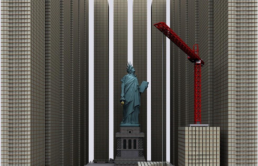 Американка сфотографировалась на фоне гроба разметку
