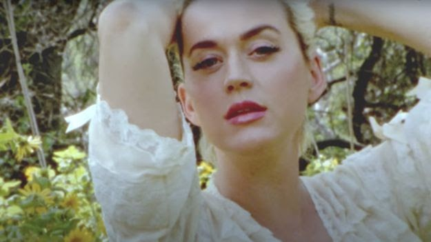 Katy Perry's 'Daisies' Is A Vibey Journey Into Nature — That includes Her Child Bump
