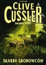 Skarby grobowców - Clive Cussler