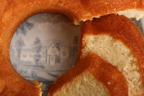 Egg white cake / Munavalgekook