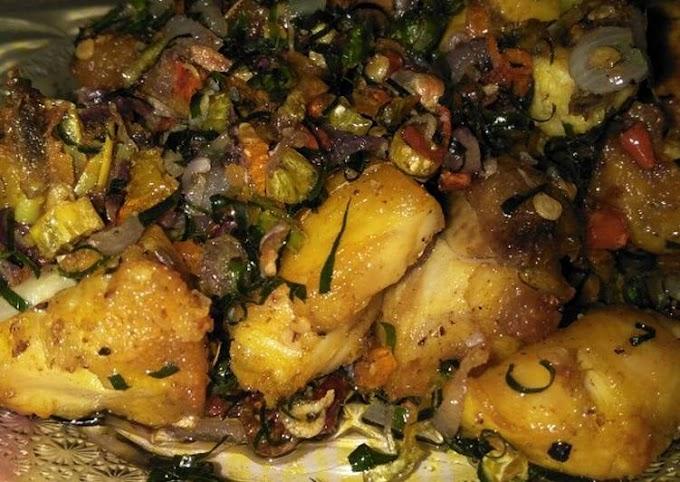 Resep Ayam Tumis Sambal Matah untuk Bekal Suami Kekantor