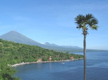 attractions has a beautiful coast amongst  Bali Beaches; AMED Tourism as well as Vacations inwards Bali