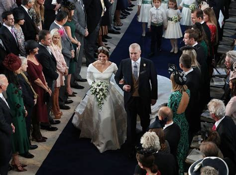 How the Cost of Princess Eugenie's Wedding Compares to