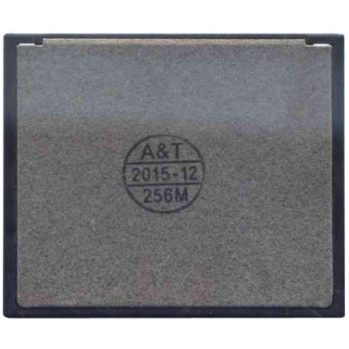 Gigaram 256MB 50p CF r11MB/s w8MB/s CompactFlash Card Blank Bulk